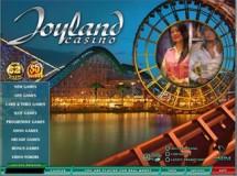 Joyland Casino - Lobby